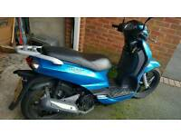 Peugeot Tweet Scooter 2015 Low Mileage Excellent Condition
