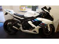 Suzuki GSXR 600 k9 really clean example, loaded with extras