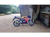 Honda CBR 125cc learner