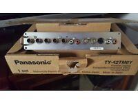 Panasonic Monitor TV Interface TY-42TM6Y