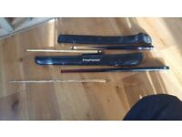 Free - childs/youths pool/ snooker cue.