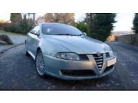 Alfa Romeo GT 1.9l JTDm 16v *1 YEAR MOT* *LOW MILAGE* *TAN LEATHER* *IRIDESCENT PAINTWORK*