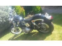 Harley Davidson Sportster Frisco Bobber