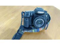 DSLR CANON EOS 7D MARK II GREAYT CONDITION PROF CAMERA