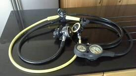 Aqua Lung Regulators