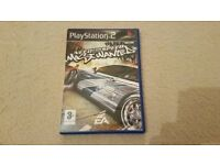 Playstation 2 - Need for Speed Most Wanted