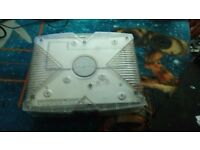 Xbox Crystal with coinops 7 tiny loaded over 7000 games JUST CONSOLE