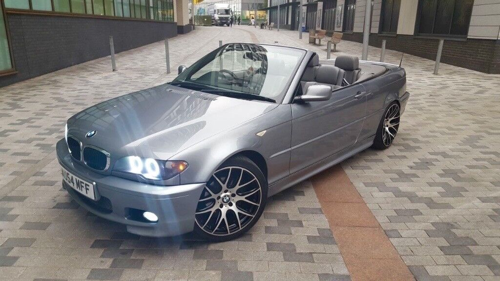 BMW 318CI M SPORT CONVERTIBLE 2004 E46 * ( NOT E36 M3 E92 E90 325CI ...