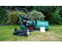 Qualcast Classic 35S Self Propelled Petrol Mower / Lawnmower & Scarifier