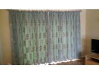 Curtains - John Lewis - 2 sets