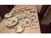 Fresh fruit Design Dinner Set by Johnson Brothers