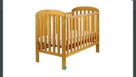 Cot (Made by East Coast, Antique colour)