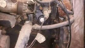 Mk4 ford escort 1.8 diesel engine.