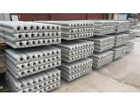 New Reinforced Concrete Fencing Posts