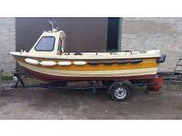 fishing boat shetland alaska 500