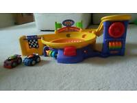 Fisher Price Lil Zoomers Spinning Speedway