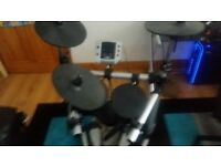 Electronic drum kit