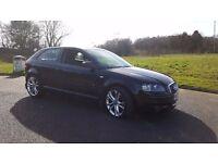 Audi A3 1.9 Black