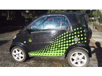 Smart City- Coupe 2002