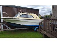 Fishing Boat - Shelty Family 4
