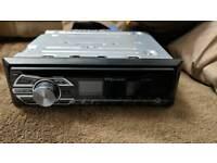 Pioneer DEH-150MPG Single din stereo