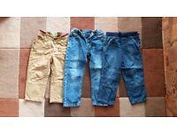 Toddler boy trousers bundle - 18-24m