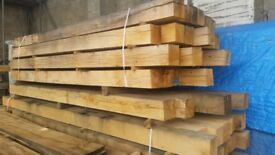 New Oak Beams