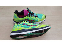 Scott Palani Trainers Womens size 6 _ Green and Pink