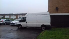 For sale transit lwb high roof