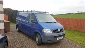 ***PRICE DROP*** VW Transporter 2007 2.5Tdi LWB Excellent Condition