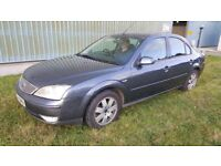 2004 FORD MONDEO 2.0 TDCI - NEW TURBO WITH £743 RECEIPT - MOT Expires Feb 13 2018