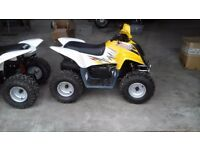 Dinli d604 quad atv as new 100cc