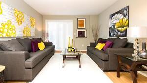 Pet Friendly Two Bedroom Apartment w in-suite laundry NE EDM Edmonton Edmonton Area image 2