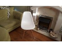 Retro Style Eames Inspired Eiffel Chair Bedroom Chair Hall Chair Dining Chair Bedside Table