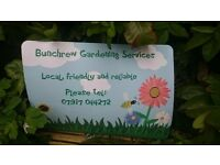 Local friendly and reliable gardening service