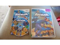 Batman - The Brave and the Bold - Nintendo Wii Video Game - Great Fun Cartoon Game for Kids Children
