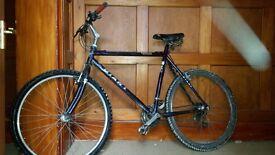 Mens Giant Terrago Bike