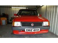 1989 Vauxhall Nova Star