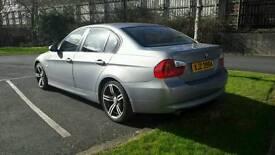 BMW 320i 05 MOT TO JUN