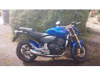 Honda CB600F Hornet ABS