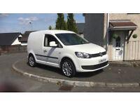 2012 Volkswagen caddy van ( not Renault Citroen Peugeot Vauxhall Car jeep)