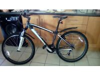 Mint moutain bike for sale off are on road use