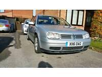 VW Golf V6 4Motion - Reflex Silver