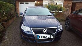 Volkswagen Passat, 2006, 1.9TDI - low mileage