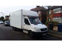 Removal Services - Man and Luton Van, Tail Lift, Strong & Professional Crew , Short & Long Distance