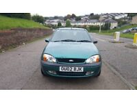 FORD FIESTA 1.25 FREESTYLE 5DR MANUAL, 1 YEAR MOT,LOW MILEAGE