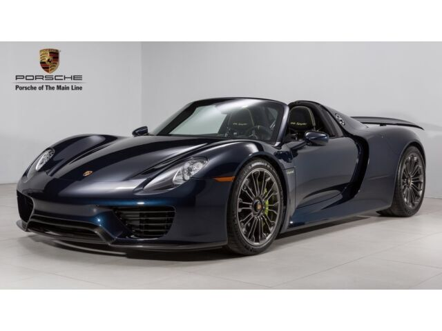 Image 1 of Porsche: Other Blue…