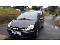 Citroen c8 7 seater reduceed to £800 ono
