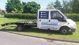 ***FORD TRANSIT RECOVERY TRUCk 6 speed***