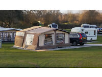 2008 Pennine Pullman folding camper for sale